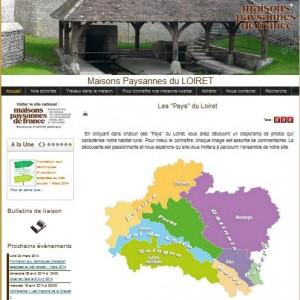 Maisons Paysannes de France-Délégation du Loiret
