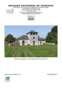 Bulletin septembre 2017 Couverture
