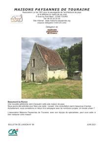 Bulletin juin 2021 Couverture